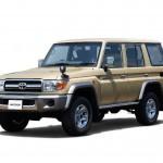 トヨタ ランドクルーザー70(ランクル)が新車で復活販売