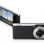 Panasonic 世界最薄デジカメ「LUMIX CM1」