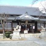 豊中の市軸(いちじく)稲荷神社へ参拝。