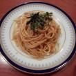 たらこスパゲティ