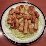 クックドゥ「豚(トン)テキ」の レシピ/焼き方・作り方