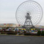 万博記念公園 おもしろ自転車広場で息子と。駐車場お勧めは?